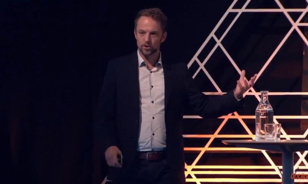Jörg Schlager Transforming Supply Chain Plannign at SKF