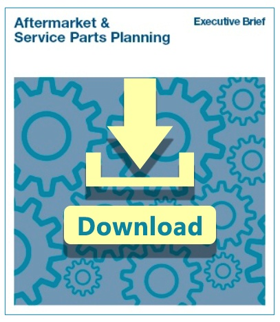 Aftermarket & Service Parts Executive Brief
